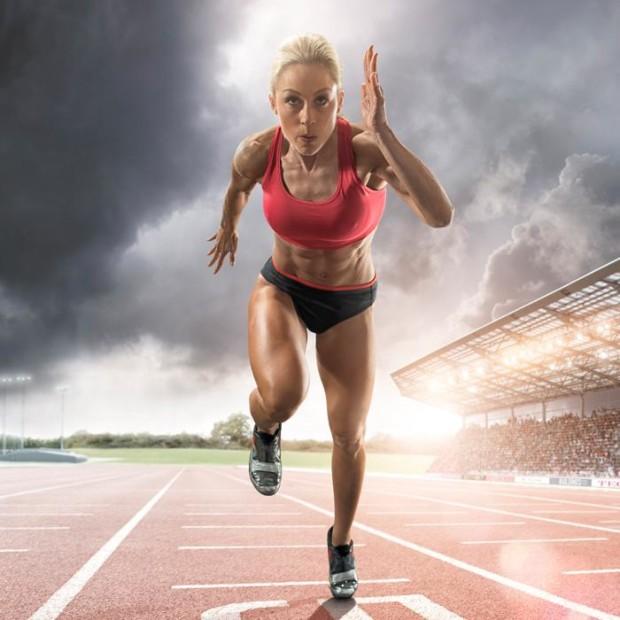 como controlar o tempo na pista de 400 metros