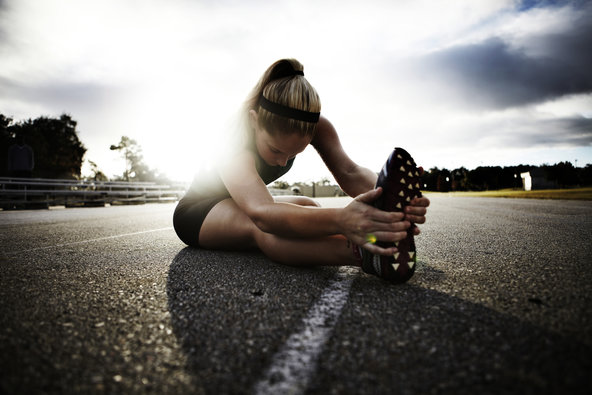 razões para não fazer alongamento antes do exercício