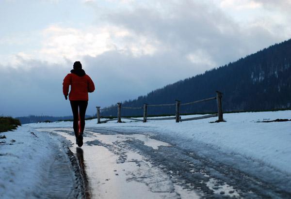 Exercício Frio AprovaTAF
